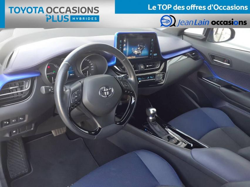 TOYOTA C-HR HYBRIDE C-HR Hybride 122h Graphic 03/05/2018                                                      en vente à Valence - Image n°11