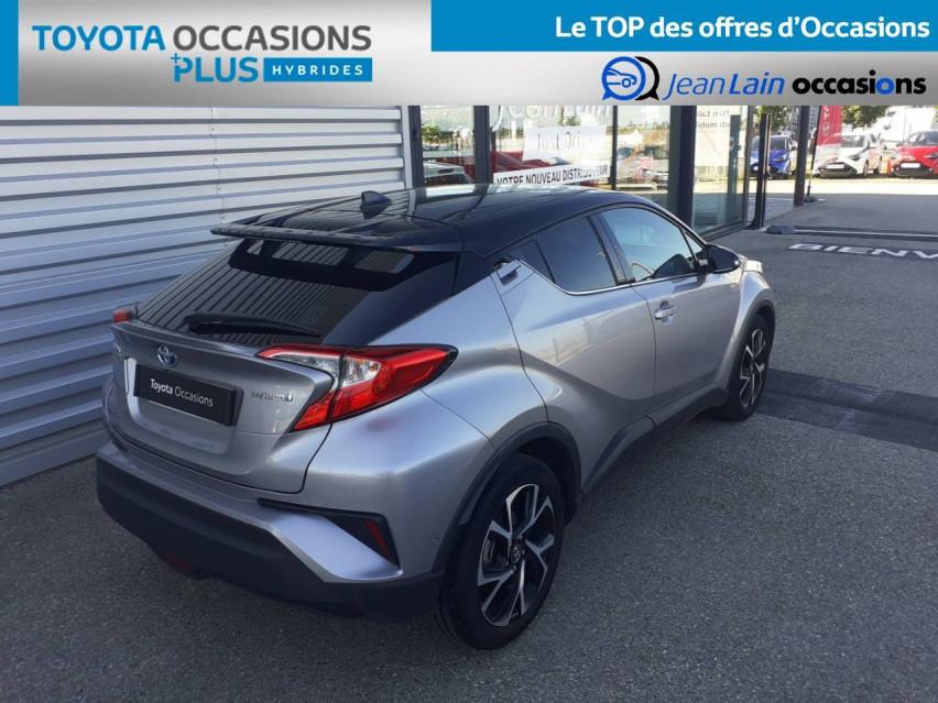 TOYOTA C-HR HYBRIDE C-HR Hybride 122h Graphic 03/05/2018                                                      en vente à Valence - Image n°5