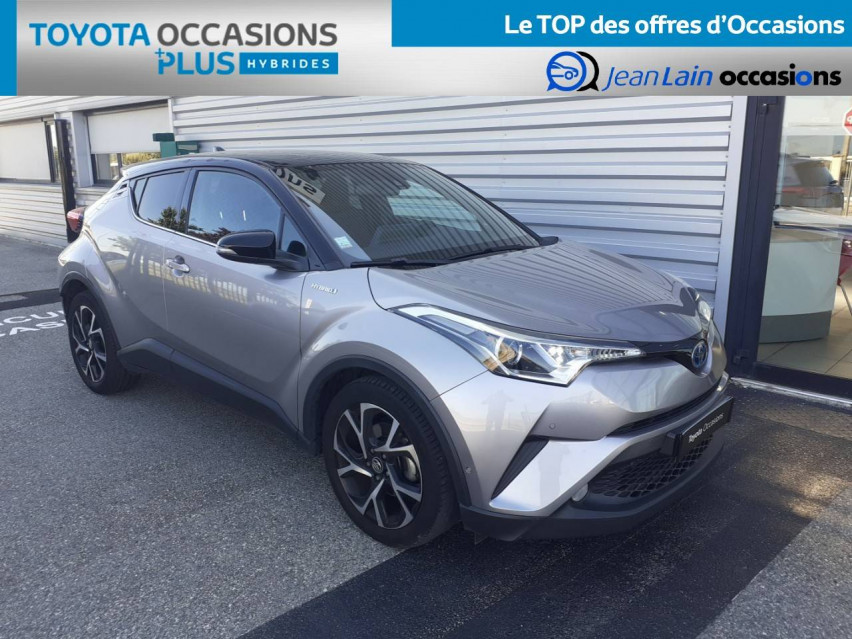 TOYOTA C-HR HYBRIDE C-HR Hybride 122h Graphic 03/05/2018                                                      en vente à Valence - Image n°3