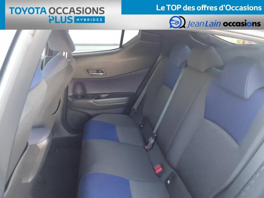TOYOTA C-HR HYBRIDE C-HR Hybride 122h Graphic 03/05/2018                                                      en vente à Valence - Image n°17