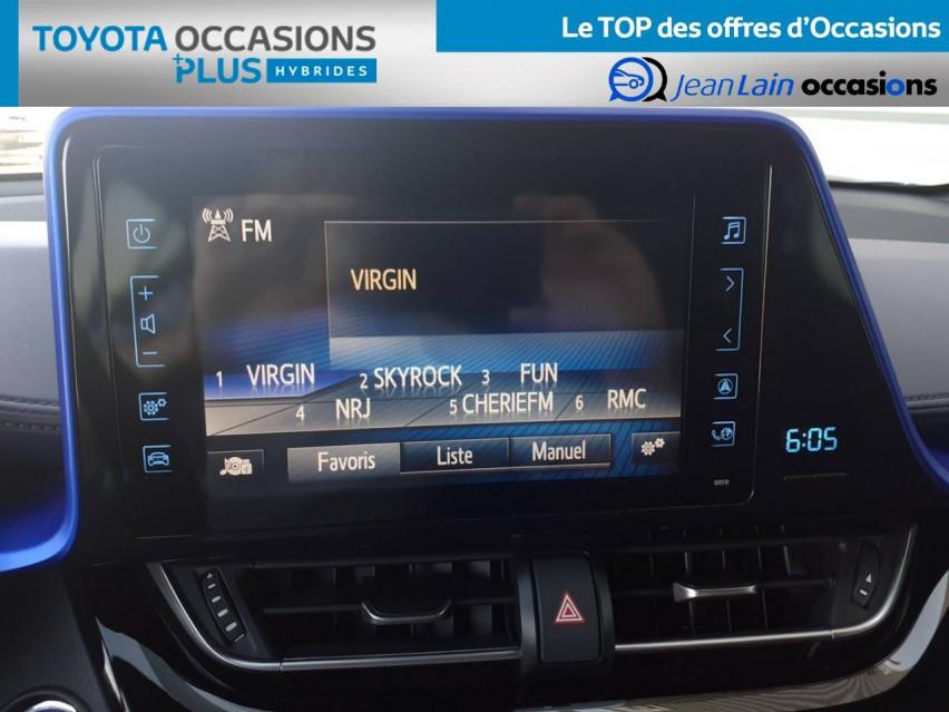 TOYOTA C-HR HYBRIDE C-HR Hybride 122h Graphic 03/05/2018                                                      en vente à Valence - Image n°15