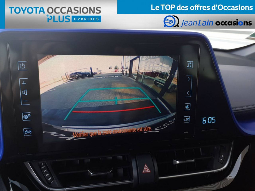 TOYOTA C-HR HYBRIDE C-HR Hybride 122h Graphic 03/05/2018                                                      en vente à Valence - Image n°16