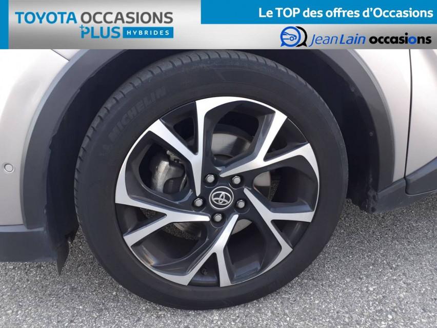 TOYOTA C-HR HYBRIDE C-HR Hybride 122h Graphic 03/05/2018                                                      en vente à Valence - Image n°9