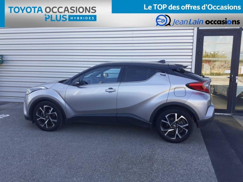 TOYOTA C-HR HYBRIDE C-HR Hybride 122h Graphic 03/05/2018                                                      en vente à Valence - Image n°8