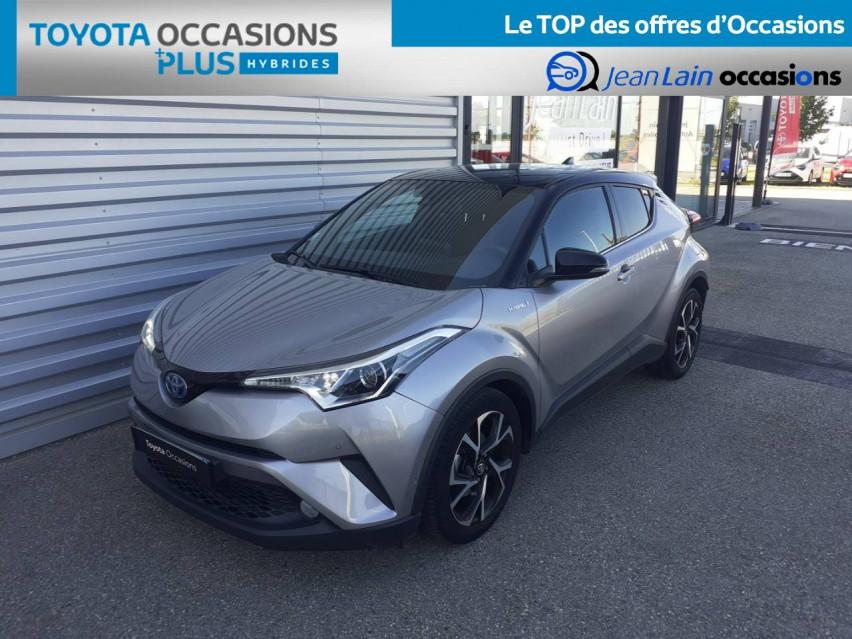 TOYOTA C-HR HYBRIDE C-HR Hybride 122h Graphic 03/05/2018                                                      en vente à Valence - Image n°1