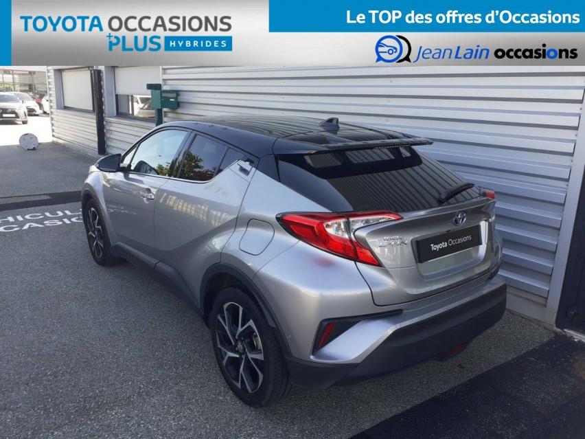 TOYOTA C-HR HYBRIDE C-HR Hybride 122h Graphic 03/05/2018                                                      en vente à Valence - Image n°7