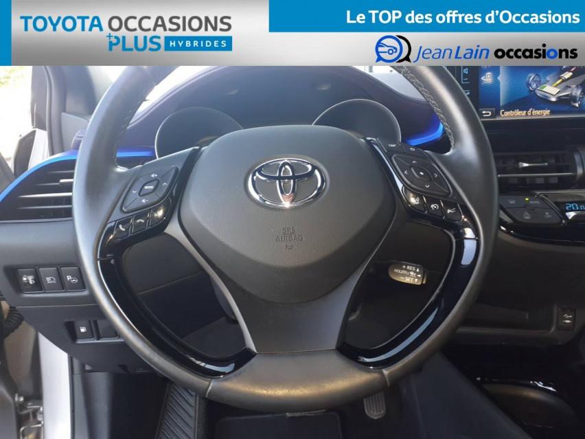 TOYOTA C-HR HYBRIDE C-HR Hybride 122h Graphic 03/05/2018                                                      en vente à Valence - Image n°12