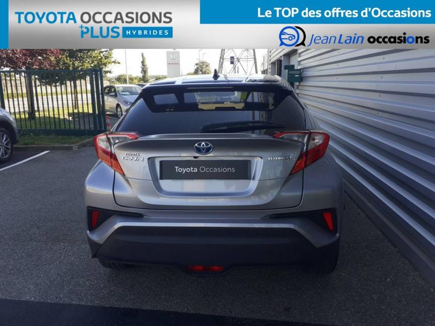 TOYOTA C-HR HYBRIDE C-HR Hybride 122h Graphic 03/05/2018                                                      en vente à Valence - Image n°6