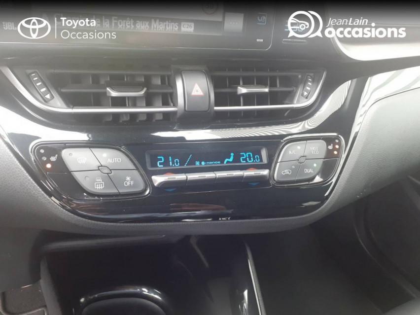 TOYOTA C-HR HYBRIDE C-HR Hybride 122h Distinctive 05/04/2017                                                      en vente à Valence - Image n°14