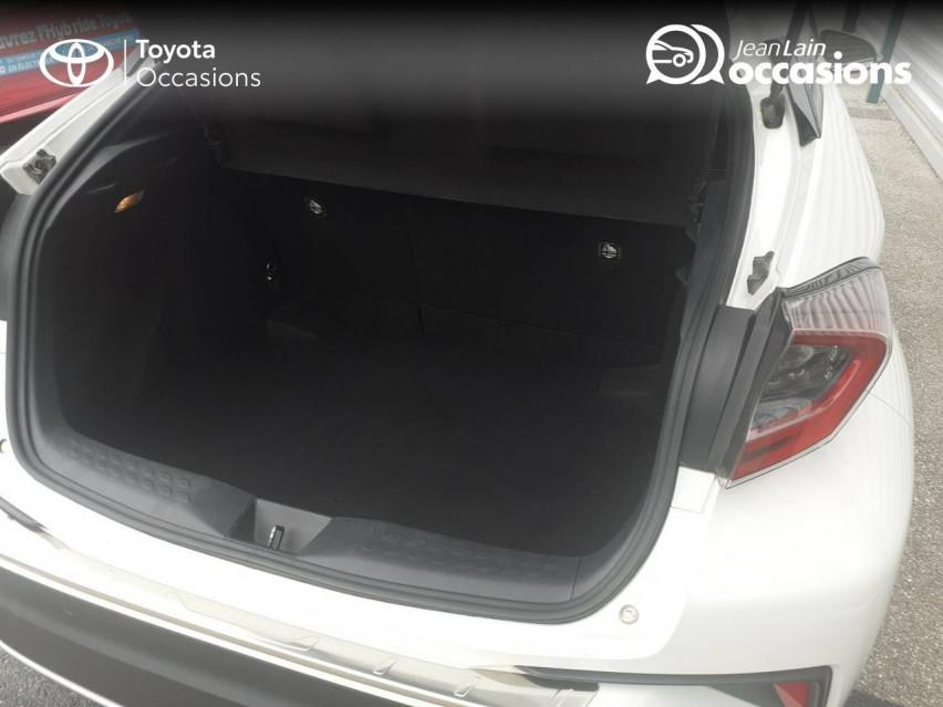 TOYOTA C-HR HYBRIDE C-HR Hybride 122h Distinctive 05/04/2017                                                      en vente à Valence - Image n°10