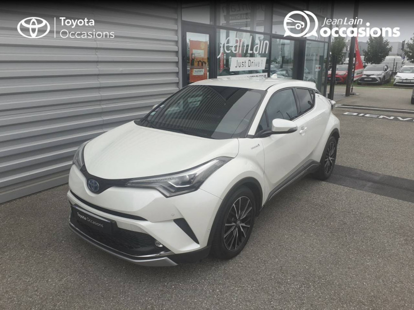 TOYOTA C-HR HYBRIDE C-HR Hybride 122h Distinctive 05/04/2017                                                      en vente à Valence - Image n°1