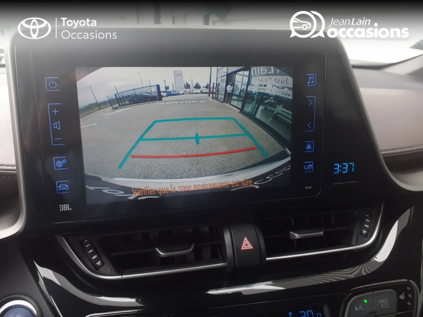 TOYOTA C-HR HYBRIDE C-HR Hybride 122h Distinctive 05/04/2017                                                      en vente à Valence - Image n°16