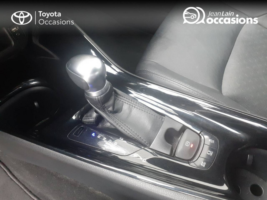 TOYOTA C-HR HYBRIDE C-HR Hybride 122h Distinctive 05/04/2017                                                      en vente à Valence - Image n°13