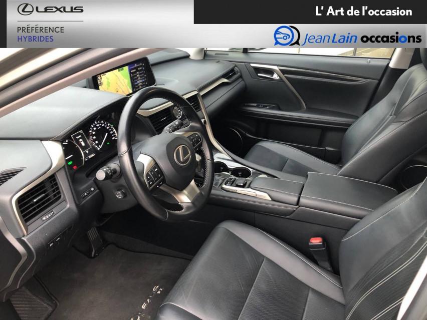LEXUS RX RX 450h 3.5 V6 313 E-Four E-CVT Luxe panoramique 28/09/2017                                                      en vente à Seyssinet-Pariset - Image n°11