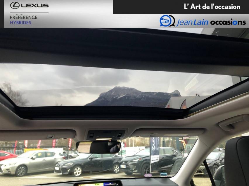 LEXUS RX RX 450h 3.5 V6 313 E-Four E-CVT Luxe panoramique 28/09/2017                                                      en vente à Seyssinet-Pariset - Image n°19