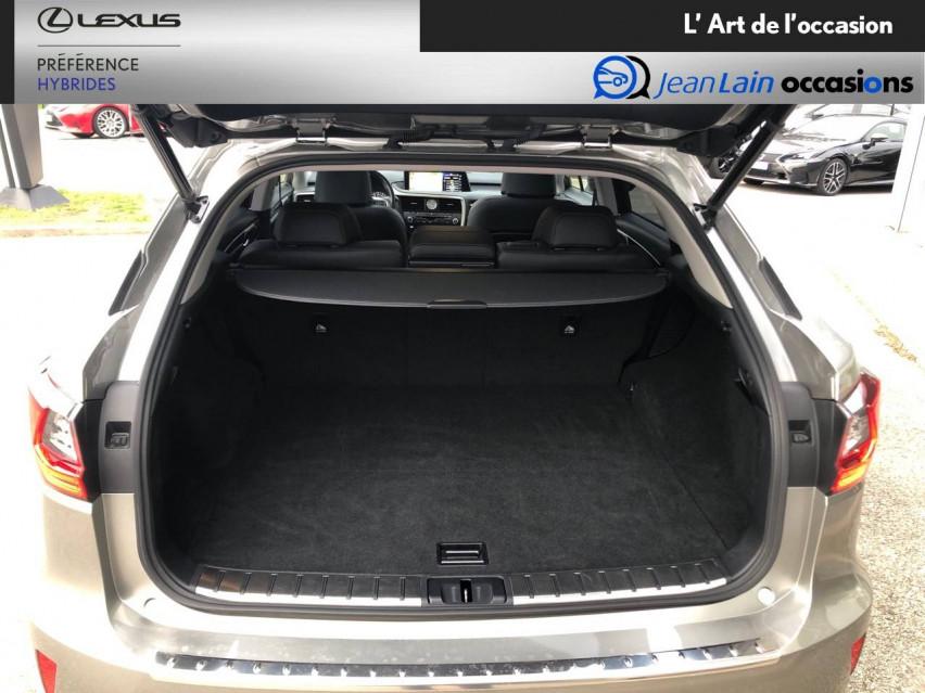 LEXUS RX RX 450h 3.5 V6 313 E-Four E-CVT Luxe panoramique 28/09/2017                                                      en vente à Seyssinet-Pariset - Image n°10