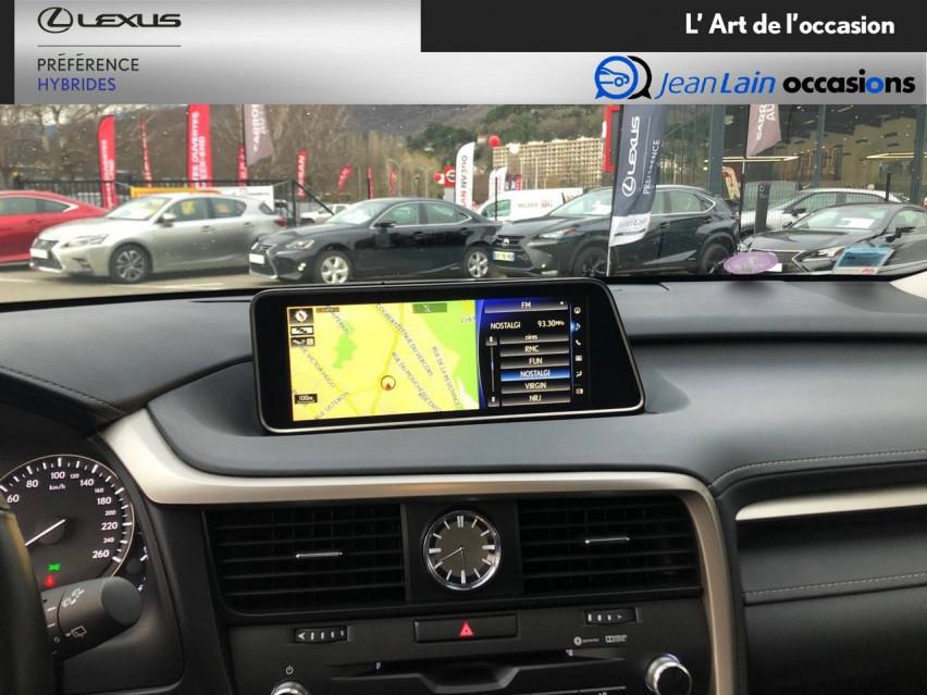 LEXUS RX RX 450h 3.5 V6 313 E-Four E-CVT Luxe panoramique 28/09/2017                                                      en vente à Seyssinet-Pariset - Image n°15