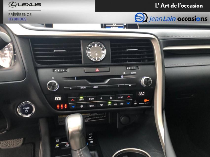 LEXUS RX RX 450h 3.5 V6 313 E-Four E-CVT Luxe panoramique 28/09/2017                                                      en vente à Seyssinet-Pariset - Image n°14