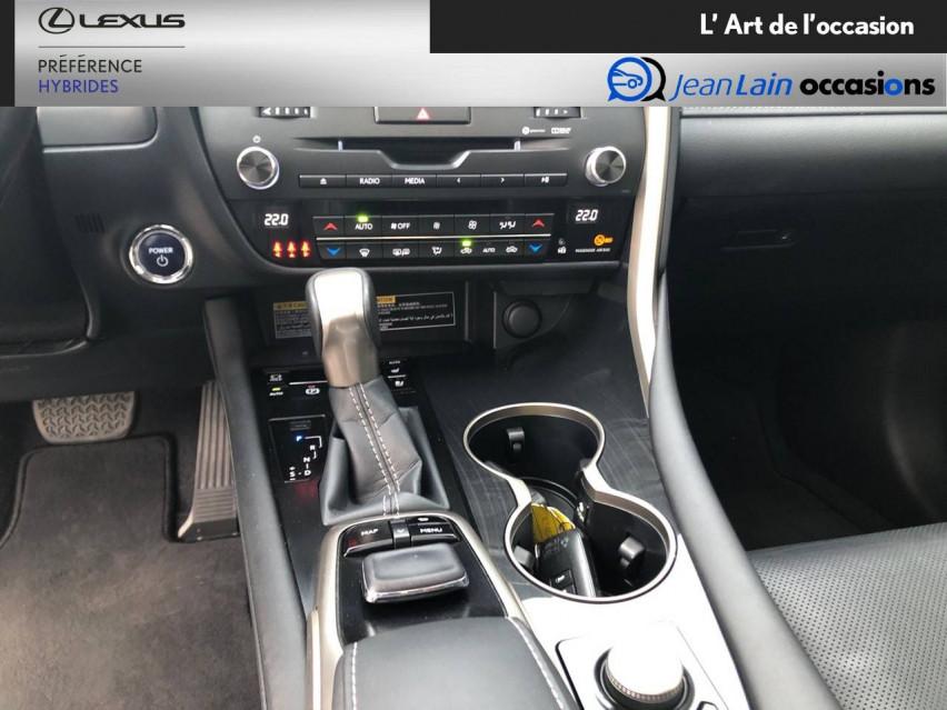 LEXUS RX RX 450h 3.5 V6 313 E-Four E-CVT Luxe panoramique 28/09/2017                                                      en vente à Seyssinet-Pariset - Image n°13
