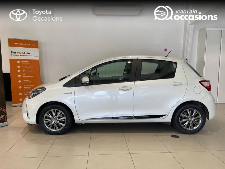 TOYOTA YARIS HYBRIDE MY19 Yaris Hybride 100h Dynamic 17/12/2018                                                      en vente à Albertville - Image n°8