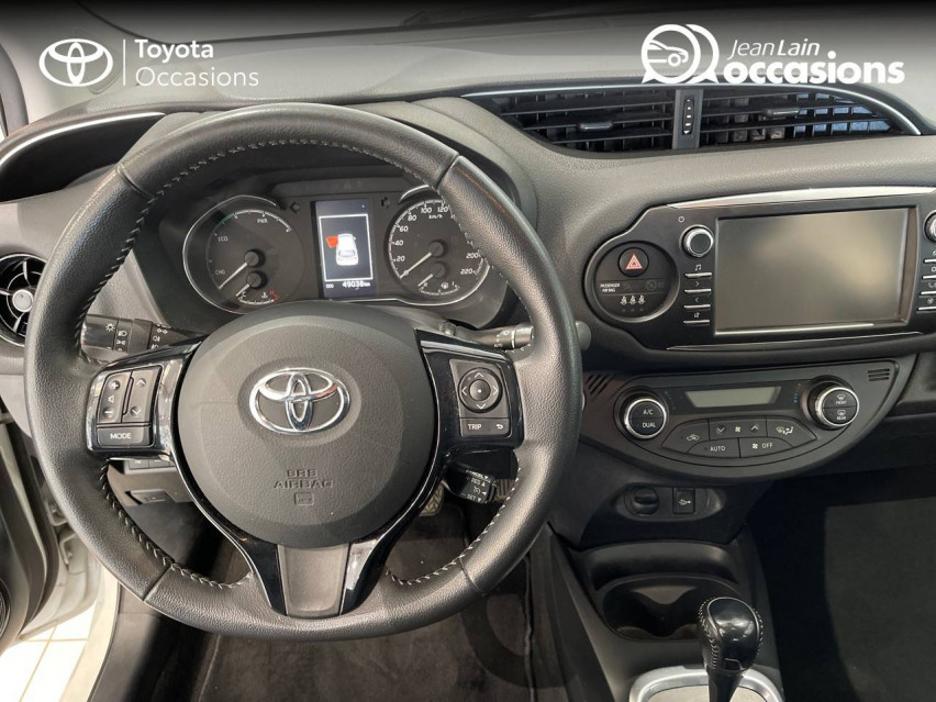 TOYOTA YARIS HYBRIDE MY19 Yaris Hybride 100h Dynamic 17/12/2018                                                      en vente à Albertville - Image n°12