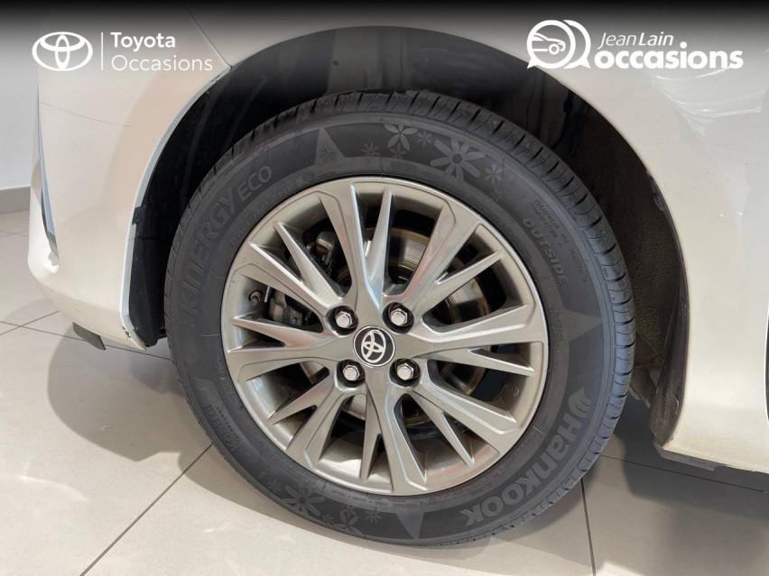 TOYOTA YARIS HYBRIDE MY19 Yaris Hybride 100h Dynamic 17/12/2018                                                      en vente à Albertville - Image n°9