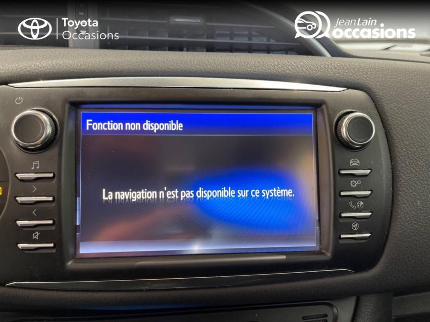 TOYOTA YARIS HYBRIDE MY19 Yaris Hybride 100h Dynamic 17/12/2018                                                      en vente à Albertville - Image n°15