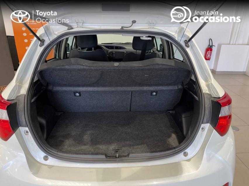 TOYOTA YARIS HYBRIDE MY19 Yaris Hybride 100h Dynamic 17/12/2018                                                      en vente à Albertville - Image n°10