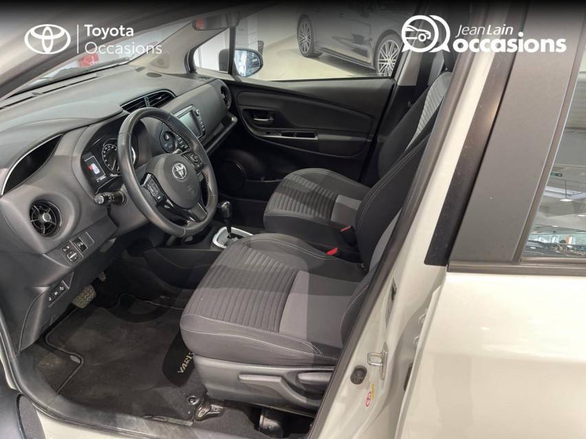 TOYOTA YARIS HYBRIDE MY19 Yaris Hybride 100h Dynamic 17/12/2018                                                      en vente à Albertville - Image n°11