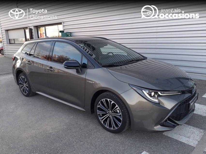 TOYOTA COROLLA TOURING SPORTS HYBRIDE MY20 Corolla Touring Sports Hybride 122h Design 04/02/2020                                                      en vente à Valence - Image n°3