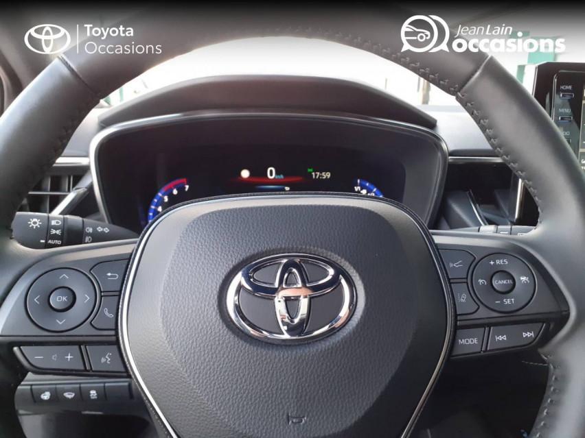 TOYOTA COROLLA TOURING SPORTS HYBRIDE MY20 Corolla Touring Sports Hybride 122h Design 04/02/2020                                                      en vente à Valence - Image n°12