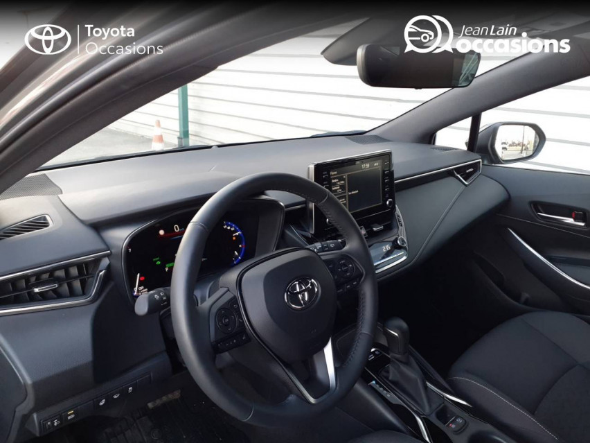 TOYOTA COROLLA TOURING SPORTS HYBRIDE MY20 Corolla Touring Sports Hybride 122h Design 04/02/2020                                                      en vente à Valence - Image n°11