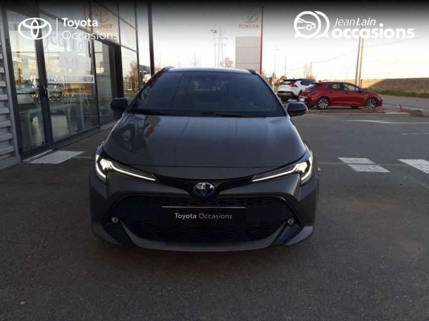 TOYOTA COROLLA TOURING SPORTS HYBRIDE MY20 Corolla Touring Sports Hybride 122h Design 04/02/2020                                                      en vente à Valence - Image n°2