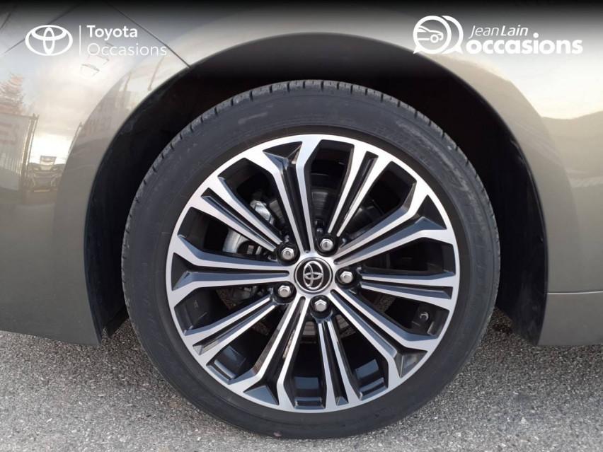 TOYOTA COROLLA TOURING SPORTS HYBRIDE MY20 Corolla Touring Sports Hybride 122h Design 04/02/2020                                                      en vente à Valence - Image n°9