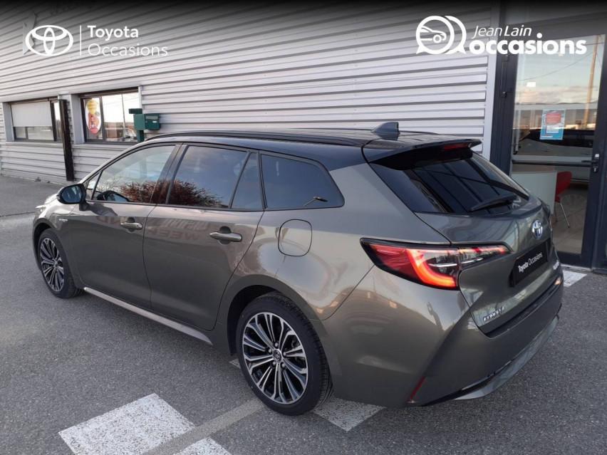 TOYOTA COROLLA TOURING SPORTS HYBRIDE MY20 Corolla Touring Sports Hybride 122h Design 04/02/2020                                                      en vente à Valence - Image n°7