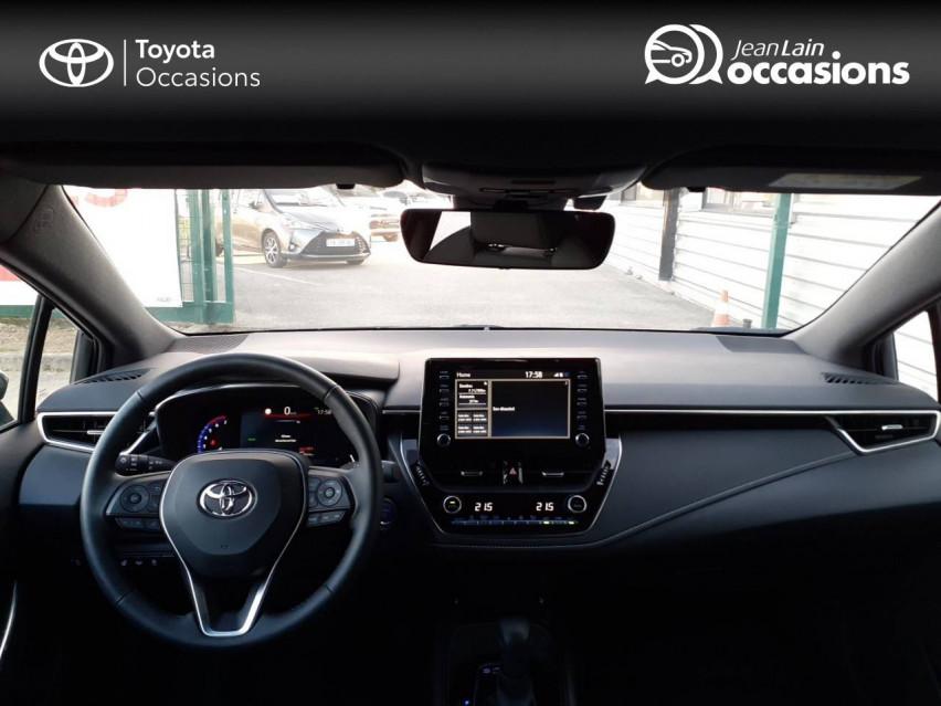 TOYOTA COROLLA TOURING SPORTS HYBRIDE MY20 Corolla Touring Sports Hybride 122h Design 04/02/2020                                                      en vente à Valence - Image n°18