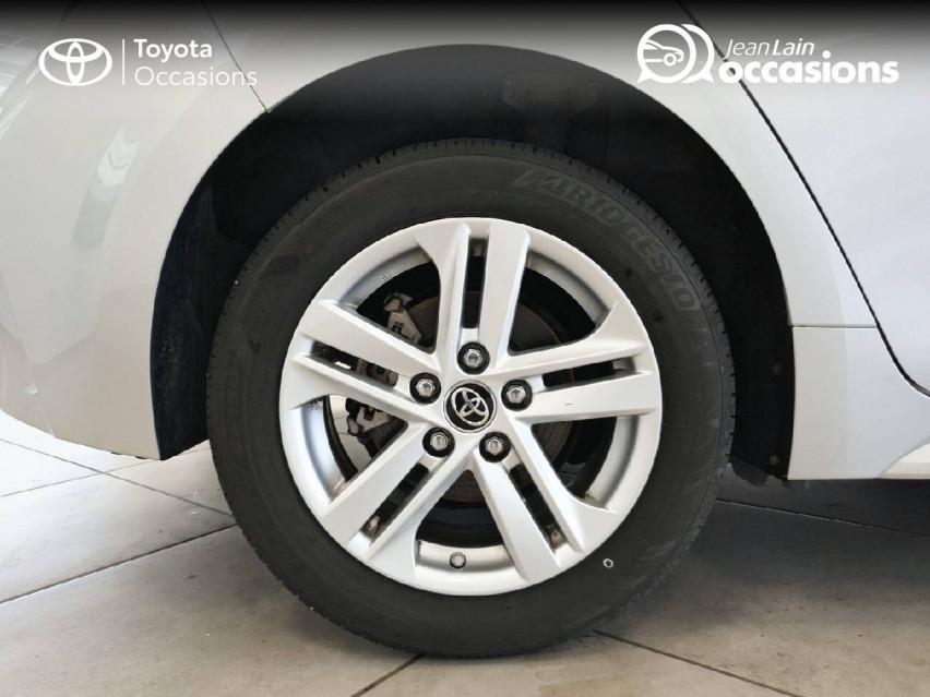 TOYOTA COROLLA HYBRIDE Corolla Hybride 122h Dynamic Business 06/05/2019                                                      en vente à Seyssinet-Pariset - Image n°9