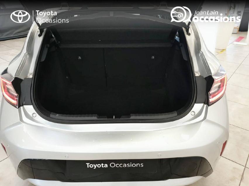 TOYOTA COROLLA HYBRIDE Corolla Hybride 122h Dynamic Business 06/05/2019                                                      en vente à Seyssinet-Pariset - Image n°10