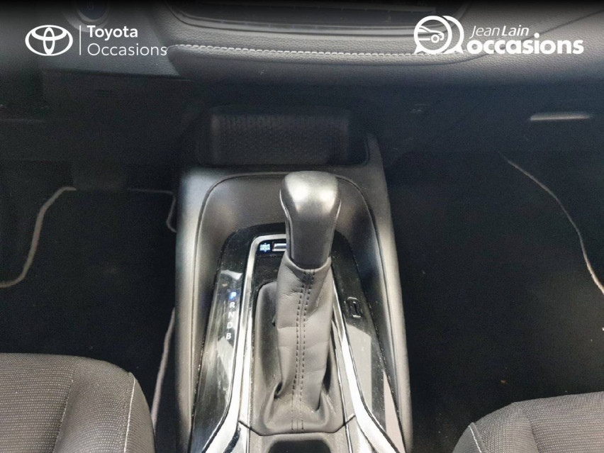 TOYOTA COROLLA HYBRIDE Corolla Hybride 122h Dynamic Business 06/05/2019                                                      en vente à Seyssinet-Pariset - Image n°13
