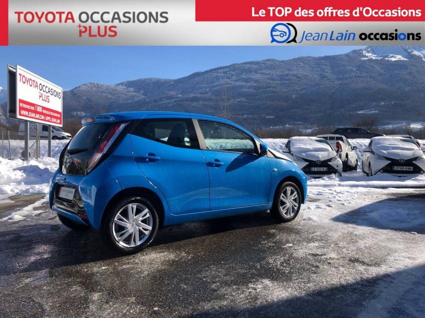 TOYOTA AYGO Aygo 1.0 VVT-i x-play 03/07/2018                                                      en vente à Tournon - Image n°5