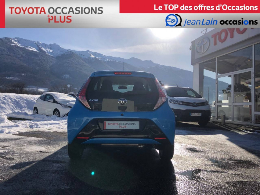 TOYOTA AYGO Aygo 1.0 VVT-i x-play 03/07/2018                                                      en vente à Tournon - Image n°6