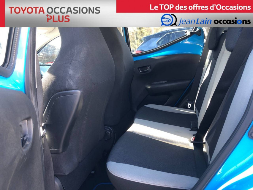 TOYOTA AYGO Aygo 1.0 VVT-i x-play 03/07/2018                                                      en vente à Tournon - Image n°17