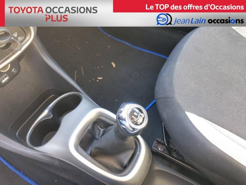 TOYOTA AYGO Aygo 1.0 VVT-i x-play 03/07/2018                                                      en vente à Tournon - Image n°13