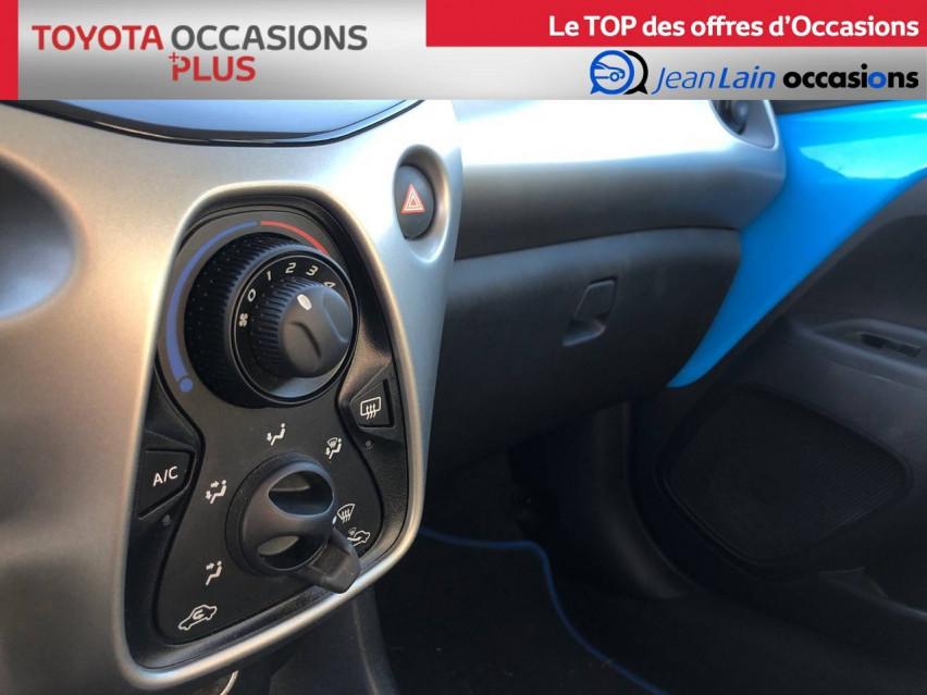 TOYOTA AYGO Aygo 1.0 VVT-i x-play 03/07/2018                                                      en vente à Tournon - Image n°14