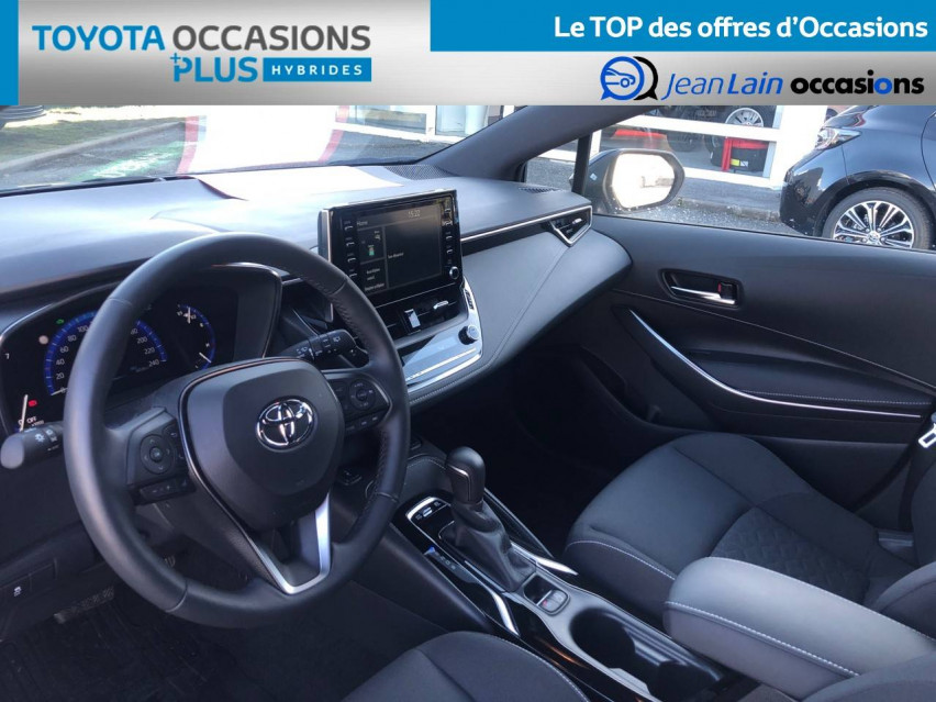 TOYOTA COROLLA TOURING SPORTS HYBRIDE MY20 Corolla Touring Sports Hybride 122h Design 27/02/2020                                                      en vente à Tournon - Image n°11