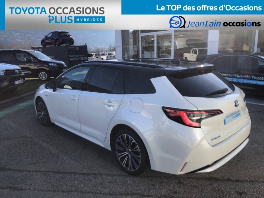 TOYOTA COROLLA TOURING SPORTS HYBRIDE MY20 Corolla Touring Sports Hybride 122h Design 27/02/2020                                                      en vente à Tournon - Image n°7