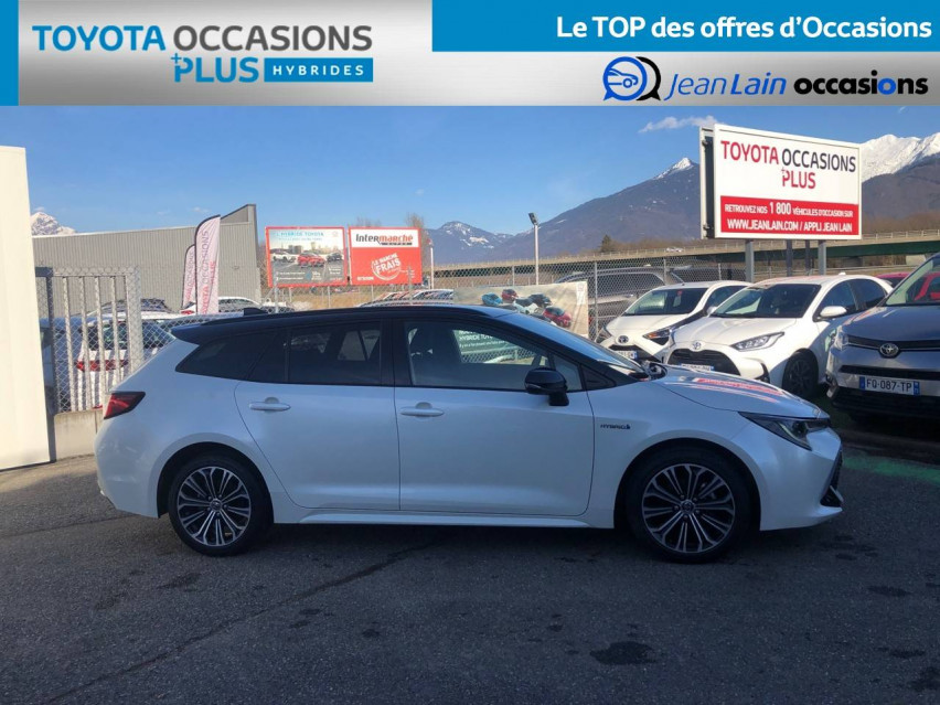 TOYOTA COROLLA TOURING SPORTS HYBRIDE MY20 Corolla Touring Sports Hybride 122h Design 27/02/2020                                                      en vente à Tournon - Image n°4