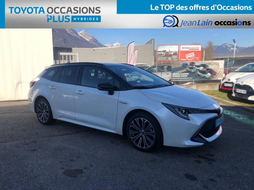 TOYOTA COROLLA TOURING SPORTS HYBRIDE MY20 Corolla Touring Sports Hybride 122h Design 27/02/2020                                                      en vente à Tournon - Image n°3