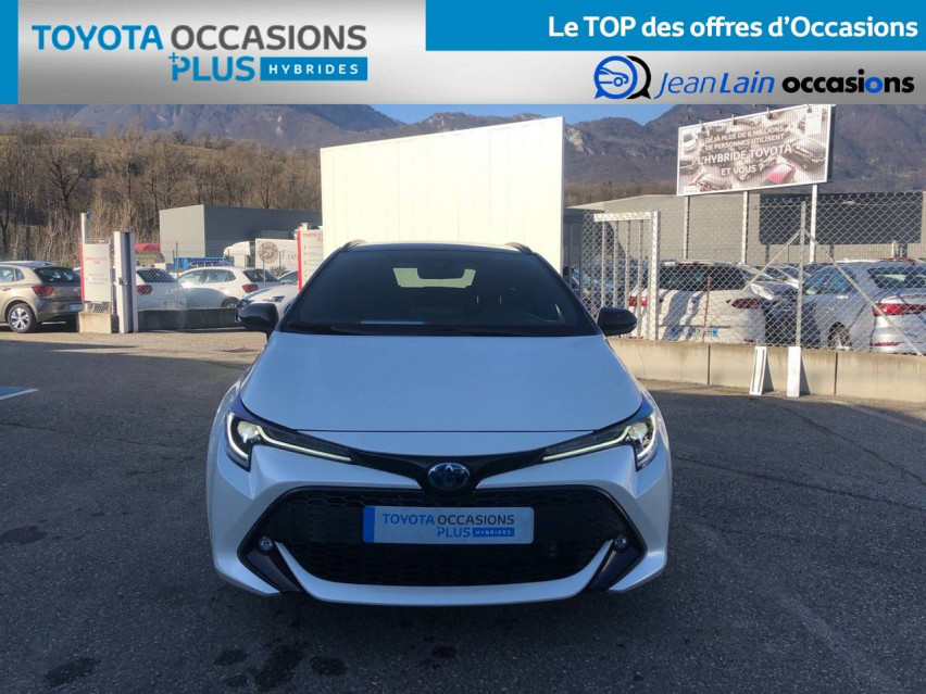 TOYOTA COROLLA TOURING SPORTS HYBRIDE MY20 Corolla Touring Sports Hybride 122h Design 27/02/2020                                                      en vente à Tournon - Image n°2