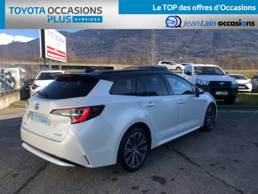 TOYOTA COROLLA TOURING SPORTS HYBRIDE MY20 Corolla Touring Sports Hybride 122h Design 27/02/2020                                                      en vente à Tournon - Image n°5
